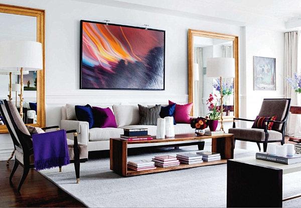 jewel-toned-living-room
