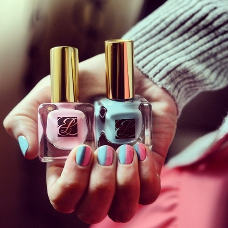 estee_lauder_pastel_nails