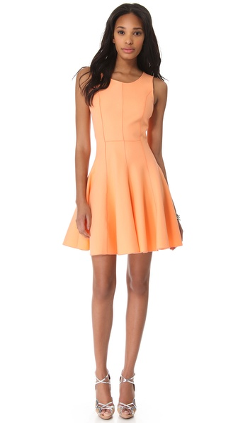 Halston Heritage Ponte Dress