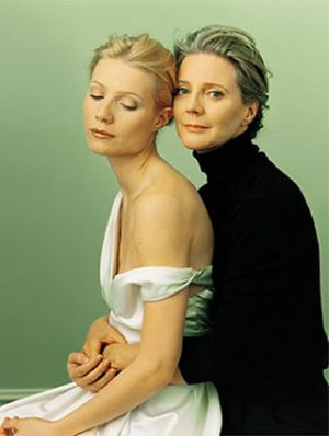 gwyneth paltrow and mother