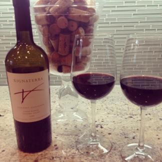 Signaterra wine